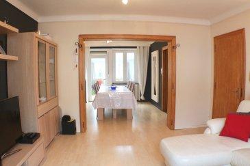 KAYL 679.000 Euros.  Très belle maison d'une surface totale de +-170m2 sur 3 étages sur un terrain de +-3,41 ares.  Ce bien dispose d'au rdch d'un vaste hall d'entrée, living-salle à manger (+-29m2) avec accès véranda (+-12,7m2) donnant sur la terrasse arrière et au jardin, cuisine équipée individuelle (+-10m2), WC séparé et accès cave et étages.  1ier étage: hall de nuit, 2 belles chambres à coucher (+-17m2/+-13m2), 1 salle de bains avec baignoire et douche (+-10m2).  2ième étage: grenier complètement aménagé en suite parentale (+-40m2)  Au sous sol se trouve un atelier, chaufferie, buanderie, ancienne salle de bains et un garage pour 2 voitures (+-30m2).  Un beau jardin à l'arrière de la maison ainsi qu'un emplacement de voiture devant le garage arrondissent cette belle offre.  Equipements: dalles en béton, chauffage gaz à condensation (+-2006), double vitrage PVC (+-2002), électricité refaite en 2007, nouvelle toiture avec isolation et charpente (+-2007)  Absolument à découvrir!!   ***HERBY IMMO = MEILLEURS PRIX DU MARCHE***   (Herby Immo vous garantit le prix d`achat le moins cher du marché)