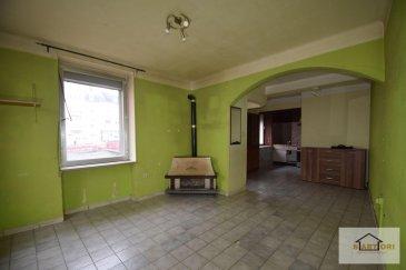 !!!!!!!!!!!!!! Appartement à Rénover !!!!!!!!!!!!!!!!!!  SARTORI, agence immobilière à Luxembourg vous propose en vente un appartement de 58m2 au Rez-de-chaussée d\'un immeuble au centre de ESCH .  L\'appartement se compose d\'une cuisine ouverte au séjour-salon , d\'une harmonieuse chambre et une salle de douche avec un WC .   Vous disposerez d\'une entée privative à l\'appartement et une cave .   Pour plus d?informations vous pouvez prendre contact avec Mr Sanchez  au 691 222 625 . Ref agence :552