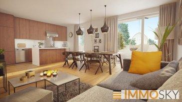 M572558.B104  Bel ppartement F3 60m², grand balcon idéal investissement à NANCY MAXEVILLE<br>DEMARRAGE DES TRAVAUX<br>Au sein même d\'un parc arboré et classé, à la croisée des Villes de Maxéville, Nancy et Laxou, le domaine des Alérions offre tous les avantages de la ville, comme si vous étiez à la campagne. Ce programme immobilier de situe à proximité directe des commerces, des axes autoroutiers et des contournements de la métropole Nancéenne ainsi que des transports en commun qui faciliteront votre quotidien avec la ligne 2 du tramway<br>Les appartements neufs au sein Des Domaines de l\'Alérion sont de qualité aux prestations entièrement dédiées au confort et au bien-être des habitants.<br>Du 2 au 5 pièces avec balcon, terrasse-jardin, les résidences Des Domaines de l\'Alérion, réparties dans 4 bâtiments s\'érigent sur 4 et 5 niveaux.<br>Le bâtiment B comportera 41 appartements . Tous les logements disposent d\'une place de stationnement extérieure et sont certifiés NF HABITAT et labelisés RT2012.<br>Immosky propose les biens dans cet immeubles à tous niveaux, du du 2 au 4 pièces, prolongés pour la plupart d\'un balcon ou d\'un jardin.<br>N\'hésitez pas à nous contacter si vous recherchez un bien à habiter ou pour investissement dans le cadre de la loi PINEL. Accompagnement possible avec COURTIER spécialisé en taux à prêt zéro, investissement, et accompagnement pour bénéficier de la TVA réduite.<br>Frais de notaires réduits. Pour plus d\'informations Olivier FREMONT, Agent commercial spécialiste du secteur, est à votre entière disposition au 07 67 29 36 16.<br>Honoraires à la charge du vendeur.