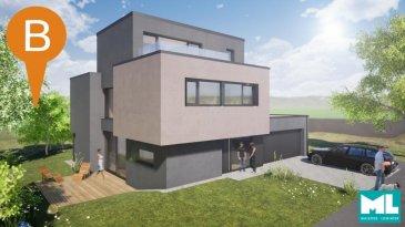 Maison individuelle à Beringen (Mersch)