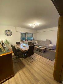 Fis Immobilière a l'honneur de vous présenter un appartement à Bettange-sur-mess, d'une surface de 86,78m2  L'appartement consiste de:  - Halle d'entrée - Living/salle à manger avec accès vers le balcon - 2 chambres à coucher - Salle de bains avec douche - Wc Séparé - Débarras - Buanderie  Disponible à partir du 15 Décembre 2020   Charge 300€  Pour tout renseignement veuillez nous contacter au +352 621 278 925.