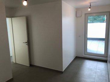 Fis Immobilière vous présente un appartement. Appartement 1, de +ou- 75m2 habitable avec 2 chambres à coucher, une salle de douche avec lavabo et WC et douche italienne, salon de +/- 31.33m2, deux terrasses de +/- 10.53 m2 et de +/- 3.02m2, une cave privative, et une buanderie commune.  !!!!!!!TVA Récupérable jusqu'à 50.000€!!!!!!!!    Demander plus d'infos Pour tout renseignement veuillez nous contacter au +352 621 278 925