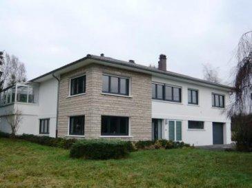 Maison individuelle à Metzeresche