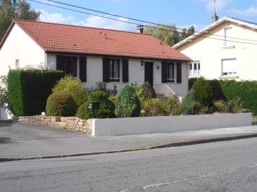 Maison individuelle à Mont-Saint-Martin