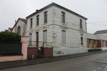 Immeuble de rapport à Fourmies