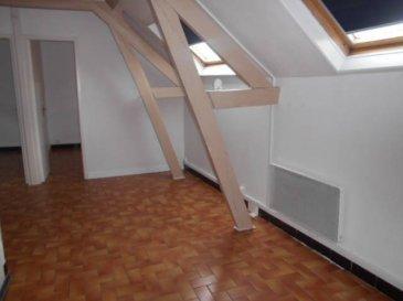 Réf: 5618  Appartement refait à neuf place de la Mairie à Berck Ville de 40 m² environ sans voisin au 1er étage sans ascenseur:   Séjour, cuisine, salle de bains, wc et 2 chambres.  Loyer: 430 € Charges: 20 € (taxe d\'ordure ménageres)   1 mois de caution + frais d\'agence:  252 €  Libre  Réf: 5618