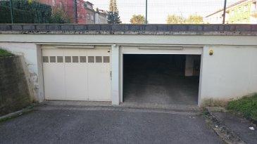 A vendre...Garage Box fermé sous terrain +-15 m² situé à Esch/Lallange,