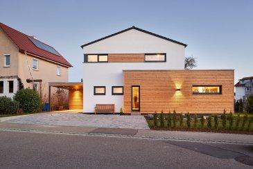 Sehr idyllisches, ruhig gelegenes Grundstück in der Commune Useldange.  Dieses Grundstück eignet sich ideal für ein freistehendes Einfamilienhaus.  -Energieklasse:AAA -Wohnfläche:170 m² -Anzahl der Schlafzimmer:4 -Geschosse:2 -       Fundamentplatte:   Ja     LUXHAUS. Die Nr. 1 in der Climatic-Wand-Technologie. 100% Wohlfühlklima 100% Design Wir freuen uns auf Ihren Besuch.