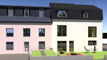Fis Immobilière vous présente un appartement duplex d'une surface habitable de 51.35m2.   L'accès à celui-ci se fait par une entrée principale séparée.  L' appartement se compose d'un hall d'entrée avec un Wc séparé, un living, un débarras, une chambre à coucher de et une salle de douche. L'appartement comprend un grand jardin privatif de +/- 41m2.  Idéalement situé, à seulement 5km du Centre ville de Luxembourg, la construction sera en classe « AB » avec des panneaux solaires, des fenêtres triples vitrage, chauffage au sol et une ventilation mécanique.  Les prix affichés sont à 3% de TVA incluse.  Garantie d'achèvement / Assurance biennale et décennale  Pour tout renseignement veuillez nous contacter au +352 621 278 925