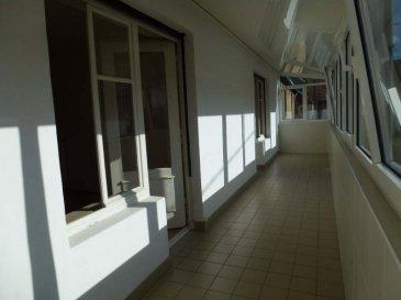 APPARTEMENT T2 ROHRBACH LES BITCHE - 3 pièce(s) - 74 m2. ROHRBACH LES BITCHE : ~~Bel appartement de 74m² composé d\'une  cuisine équipée accès Loggia lumineuse, salon, 1 chambre, salle de bain carrelée, hall d\'entrée avec interphone. Appartement au 1er et dernier étage. ~Loyer 463.05 euros + 28 euros de charges = entretien de la chaudière, eau, ordures ménagères~~~Contact Nord sud immobilier~à Rohrbach les Bitche 03 87 96 33 84 ~à Bitche 03 87 27 01 80 ~à Sarreguemines 03 87 02 83 36