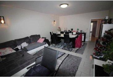 Tempocasa Strassen vous propose ce magnifique appartement deux chambres idéalement situé à Luxembourg-gare. Il se compose d'un hall d'entrée, de deux chambres à coucher, une cuisine équipée, un séjour, une salle de bain et un WC séparé. Il dispose également d'un garage et d'une cave. Pour plus d'informations contactez nous