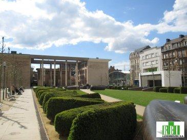 Esch Centre-Nouvelle construction-appartement deux chambres à coucher, cuisine, salle de bains, séjour. Possibilité d'acquérir un garage ou emplacement intérieur  à partir de 37'500€   LE PRIX EST INDICATIF AVEC 3% DE TVA - SI RESIDENCE PERSONNELLE - LE PRIX DEFINITIF EST EN APPLICATION DE L'ADMINISTRATION AVEC 'UN REMBOURSEMENT PARTIEL CALCULE SUR 80%  DE LA CONSTRUCTION EXISTANTE - ET AVEC 3% SUR LA PART CONSTRUCTION A ACHEVER - LOCATIF ET COMMERCES AVEC TVA 17% Ref agence :2449097