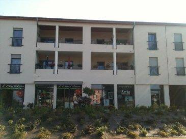 Appartement F4 de 84.90m²hab au 2ème étage d\'une résidence récente avec ascenseur et proche de toutes commoditées!<br />Il comprenant hall d\'entrée, cuisine équipée, salon|séjour accès balcon, 2 chambres dont 1 avec accès terrasse, salle d\'eau, wc, balcon et terrasse. <br />Cave et place de stationnement en sous-sol.  <br />Disponible au 1er Janvier 2021<br />Loyer : 670 + 150 euros provisions sur charges (eau comprises).  Honoraires : 680 euros  <br />AGORA BRIEY : 03.82.20.25.26