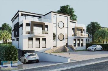 CL immobilière vous propose un projet en état futur d'achèvement à Pontpierre, construction traditionnelle  avec des finitions de  haute qualité.  Un appartement au rez-de-chaussée d'une  surface habitable de /-101.41 m² au prix de 790 000' (3% TVA).  Appartement  n° 2  au rez-de-chaussée comprenant, Un hall d'entrée Une cuisine ouvert sur le living  2 chambres à coucher Une penderie  Une salle de douche Une salle de bain Un WC séparé Une terrasse de 31.89 m2 donnant  accès  sur un  jardin privatif de 314 m2 Une cave privative Local de  poubelle en commun  Compris dans le prix un emplacement intérieur et un emplacement extérieur.  Possibilité de modifier le plan d' intérieur Plans disponibles sur demande Classe énergétique AB  Petite copropriété de 6 appartements dans une résidence située au calme avec une vue dégagée et agréable, tout en restant à proximité des voies routières et autoroutières.     Ref agence :PMGF19_2