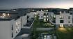 HOWALD  A vendre au sein du bâtiment A des «Terrasses d'Howald», appartement neuf (A101) de 95,63 m² au rez-de-chaussée, 2 chambres, 2 salles de douche, 1 cave privative, 1 place de parking intérieure, terrasses de 21,72 m².  «Les Terrasses d'Howald» : un ensemble résidentiel composé de 2 bâtiments comprenant 67 logements de 1 à 3 chambres et 5 commerces.  N'hésitez pas de nous contacter pour en cas d'interêt   info@newgest.lu      ou      691125293