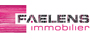 agence FAELENS IMMOBILIER Lille
