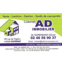 AD Immobilier - Agence immobilière